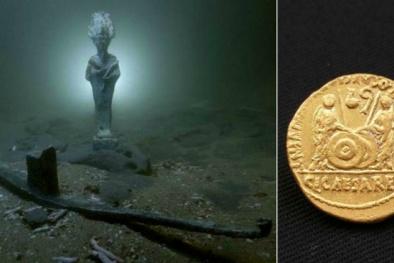 'Kho báu khổng lồ' nằm trong 3 xác tàu đắm hơn 2.000 năm tuổi là gì?
