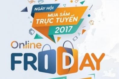 Online Friday 2017: Mua hàng giảm giá chỉ đạt 0,3%, rất nhiều khách tố 'khuyến mại ảo'