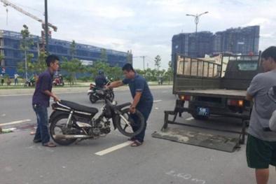 Tai nạn giao thông mới nhất 24h qua: Nam bảo vệ bị xe tải tông tử vong