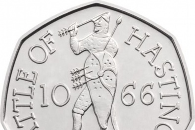 Choáng váng đồng xu 50p rao giá lên tới 60 tỷ đồng