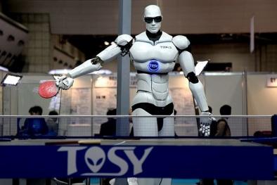 Robot quá thông minh, con người liệu có gặp nguy hiểm?