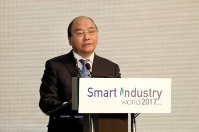 Thủ tướng: Cách mạng công nghiệp 4.0 là cơ hội thực hiện khát vọng phồn vinh của dân tộc