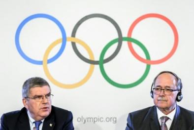 Lý do khiến Nga bị cấm tham dự Olympic mùa đông 2018