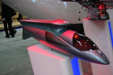 Nga âm thầm phát triển trực thăng siêu tốc, có khả năng bay 900km/h
