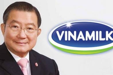 Tỉ phú Thái Lan tiếp tục chi lớn thu gom cổ phiếu Vinamilk