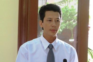 Ông Võ An Đôn gửi đơn khiếu nại về mức kỷ luật xóa tên khỏi Đoàn luật sư tỉnh