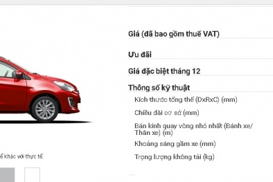 Săn xe mới chính hãng mùa giảm giá: Loạt ô tô 'hot' 400 triệu đồng