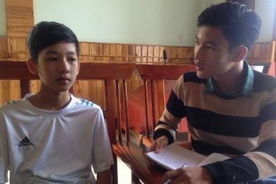'Thần đồng' lớp 9 chế tạo ô tô chạy bằng điện ở Thừa Thiên – Huế