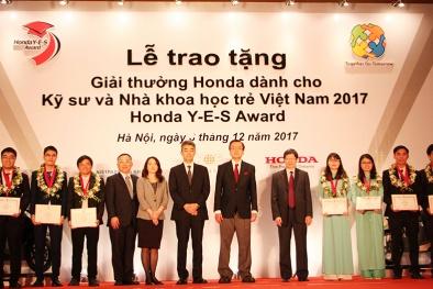 Vinh danh 10 Kỹ sư và Nhà khoa học trẻ Việt Nam