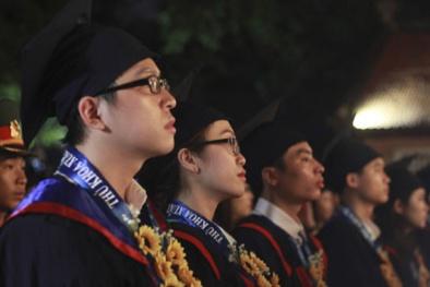 Chế độ lương mới với sinh viên tốt nghiệp xuất sắc và cán bộ khoa học trẻ tập sự
