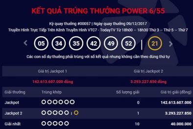 Xổ số Vietlott: Thêm một người chơi tại Tây Ninh trúng giải độc đắc