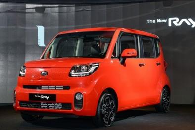 Kia trình làng ô tô gia đình 5 chỗ mới giá chỉ 250 triệu đồng