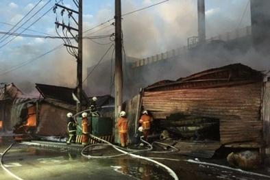 Xác định danh tính 6 lao động người Việt trong vụ cháy ở Đài Loan
