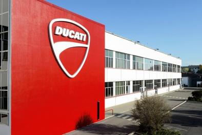 Audi hủy kế hoạch bán thương hiệu xe mô tô Ducati
