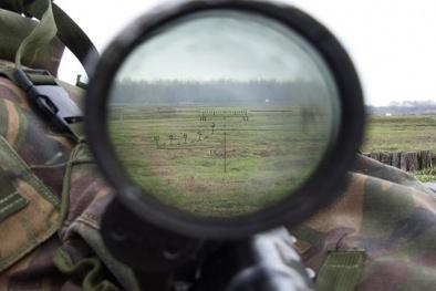 Đặc nhiệm Nga có 'bảo bối' làm xuyên thủng mọi loại giáp