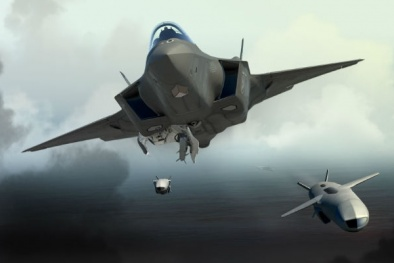 Video: Nổi da gà với hình ảnh tên lửa JSM hạ mục tiêu nhanh như chớp