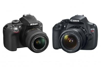 Cùng một tầm giá, nên mua Canon hay Nikon?