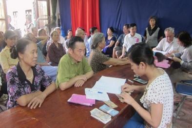 Điều chỉnh lương hưu, trợ cấp BHXH cho nhiều đối tượng