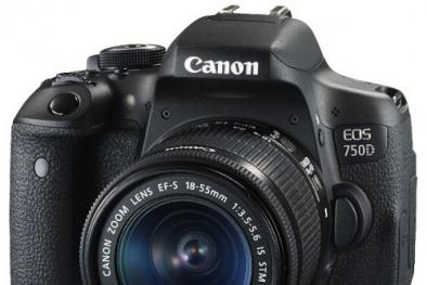 Với số tiền hơn 12 triệu đồng, Canon EOS 750D có đáng mua?