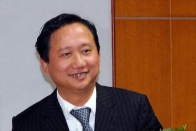 Vụ nhận vali tiền 14 tỷ đồng: Trịnh Xuân Thanh khai gì?