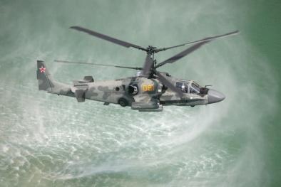 Kinh ngạc vũ khí 'cá sấu' của Nga có khả năng bay lùi cực xa và xoáy 'độc nhất vô nhị' thế giới