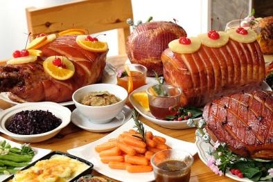 Cảnh báo 5 tác hại của việc ăn quá nhiều mùa Giáng sinh