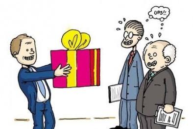 Nghiêm cấm biếu quà Tết cho lãnh đạo cấp trên