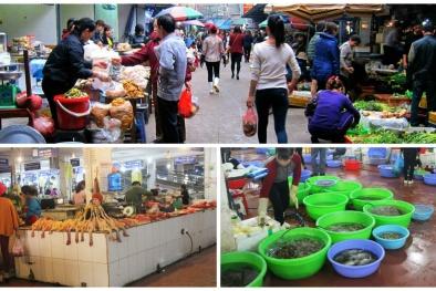Công bố tiêu chuẩn TCVN 11856:2017 về chợ kinh doanh thực phẩm