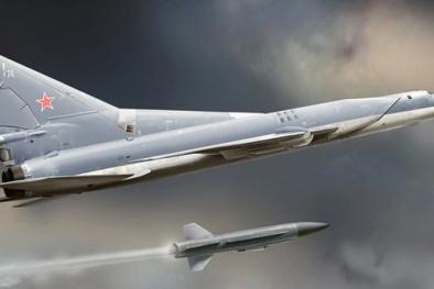 Ớn lạnh tên lửa mang đầu đạn hạt nhân đầu tiên trên thế giới của Nga