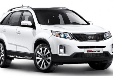Bảng giá xe ô tô Kia tháng 1/2018 tại thị trường Việt