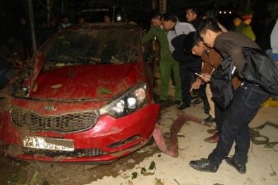 Những vụ tai nạn kinh hoàng khi lùi xe ô tô