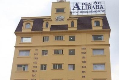 Công ty địa ốc Alibaba rao bán 1 triệu cổ phiếu giữa 'tâm bão' ồn ào