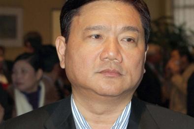 Ông Đinh La Thăng nhận sai, mong được pháp luật khoan hồng