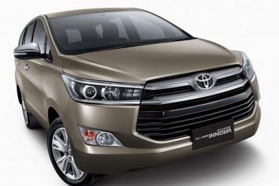 Tư vấn mua ô tô: Ô tô 7 chỗ nên mua Toyota Innova hay Toyota Fortuner?