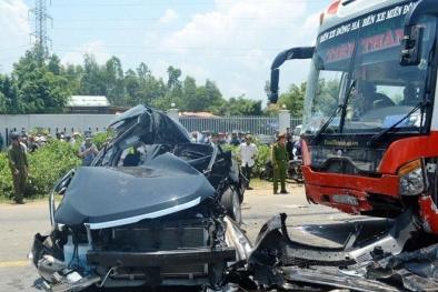 19 người tử vong do tai nạn giao thông vào ngày cuối cùng của năm 2017