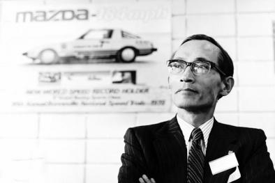 Cha đẻ của động cơ xoay Mazda qua đời ở tuổi 95 là ai?