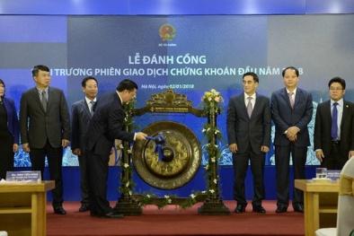 Bộ trưởng Tài chính: 5 vấn đề trọng tâm của chứng khoán Việt Nam 2018