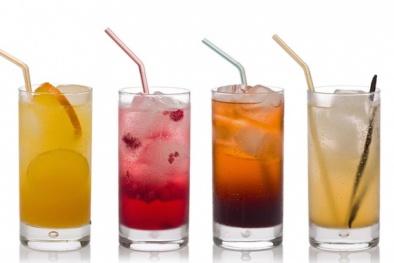 Ngưng sử dụng nước có đường nếu không muốn teo não, mất trí