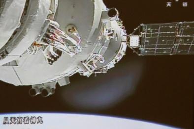 Trái Đất đứng trước 'thảm họa' vì trạm vũ trụ Trung Quốc đang lao rất nhanh