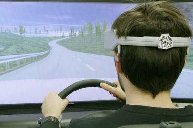 Con người sắp có thể điều khiển xe bằng công nghệ sóng não
