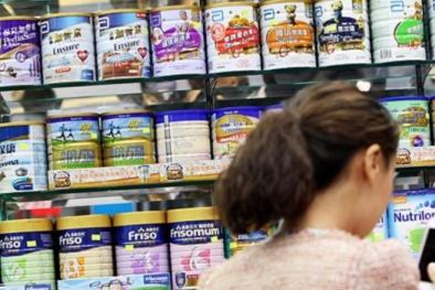 Trung Quốc 'dốc sức' loại bỏ sữa bột kém chất lượng vì sợ nhiễm khuẩn tái diễn