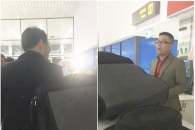 Mua vé Vietjet từ TP.HCM đi Vinh, hành khách 'sửng sốt' khi hạ cánh ở Hà Nội