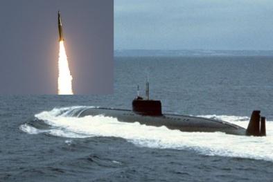 Ớn lạnh tàu ngầm nhanh nhất thế giới của Nga sở hữu loạt khí tài 'vô đối'