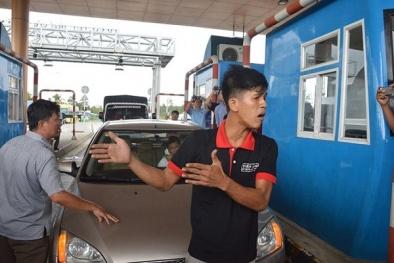 Lý do khiến tài xế phản ứng khiến BOT Sóc Trăng phải xả trạm 2 lần trong ngày