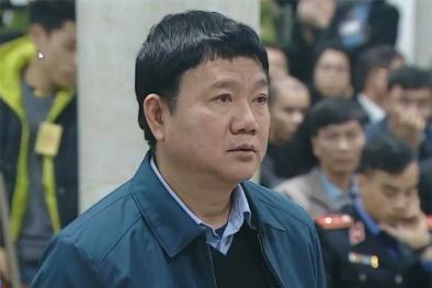 Thông tin mới nhất về phiên xét xử ông Đinh La Thăng và Trịnh Xuân Thanh