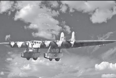 Vũ khí 'pháo đài bay' của Nga gieo rắc 'cơn ác mộng' đáng sợ
