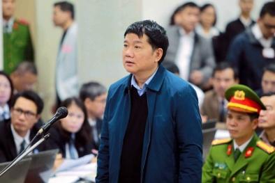 Tình tiết mới phiên xử Đinh La Thăng: Trịnh Xuân Thanh phủ nhận món'quà Tết' 4 tỷ