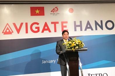 Kết nối doanh nghiệp Việt Nam và Nhật Bản trong lĩnh vực Khoa học và Công nghệ