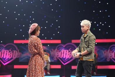 Nữ biên kịch mang ngôn tình đến 'Vì yêu mà đến' tỏ tình khiến Huy Cung 'câm nín'