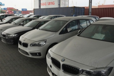 Quyết định 'số phận' của lô ô tô BMW nằm phơi mưa phơi nắng xuống cấp